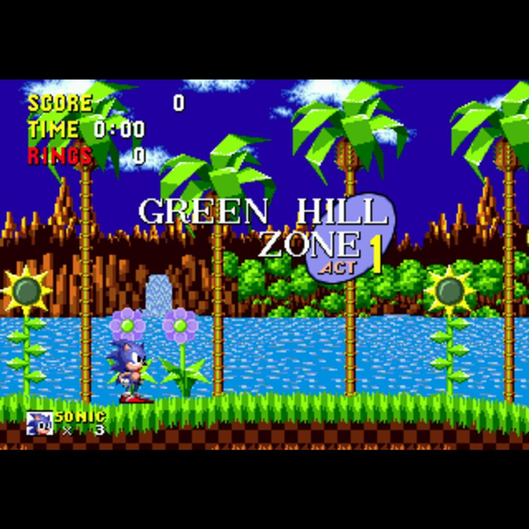 Sonic Green Hill Zone (Set 1) by DJ Suede The Remix God - Pandora