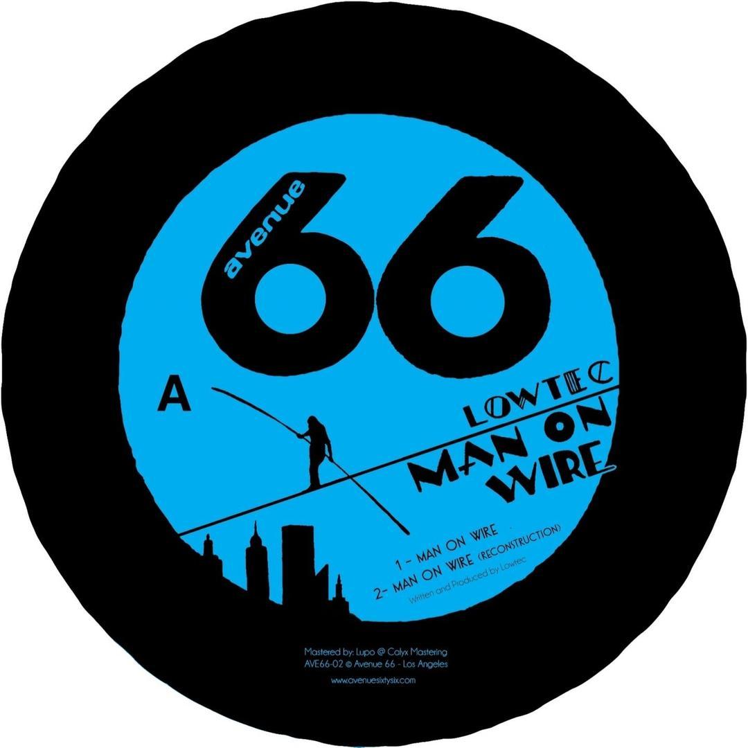 Man On Wire (Single) by Lowtec - Pandora