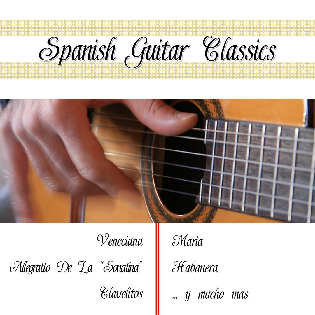 Clavelitos - Guitar