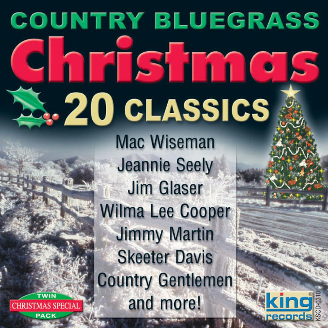 country bluegrass christmas album by various artists holiday20 songs 2009 - Bluegrass Christmas