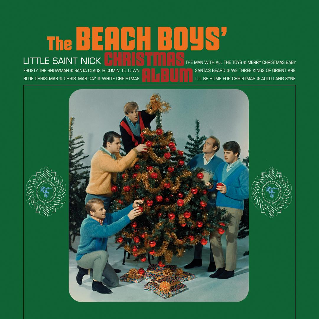 the beach boys christmas album album by the beach boys holiday12 songs 2011 - Beach Boys Christmas