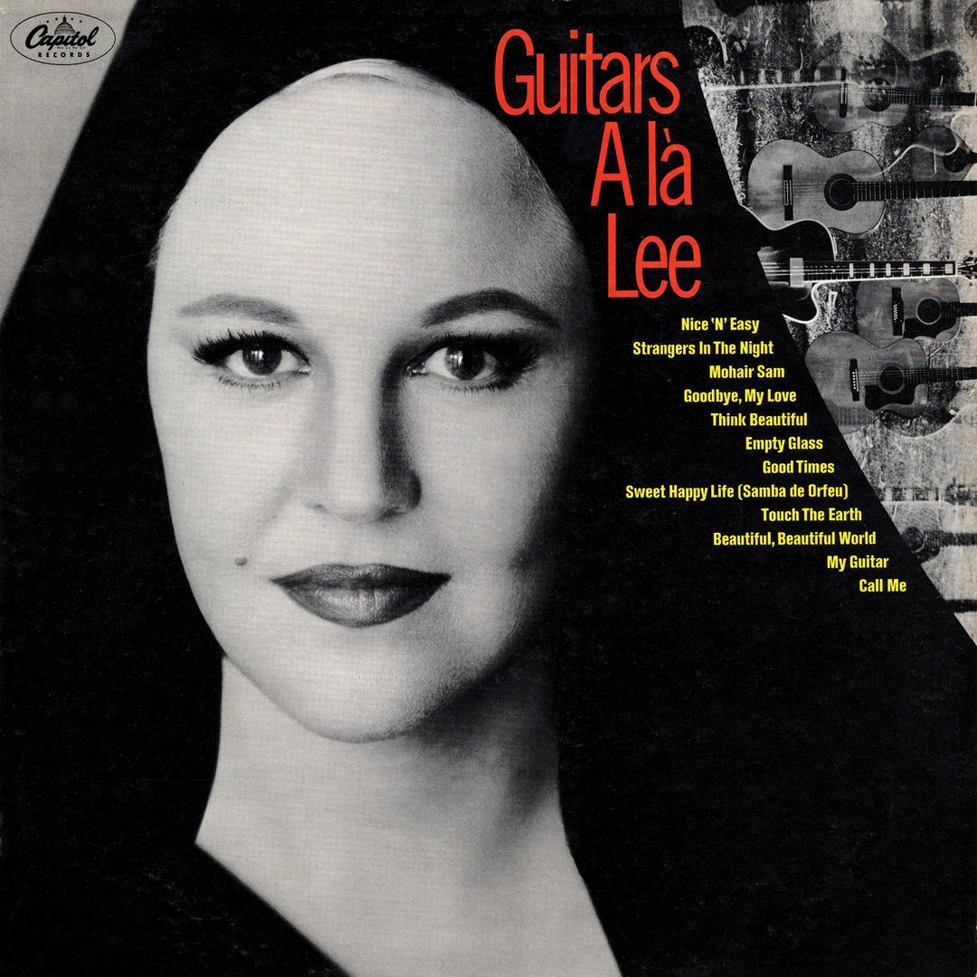 Guitars A La Lee by Peggy Lee - Pandora