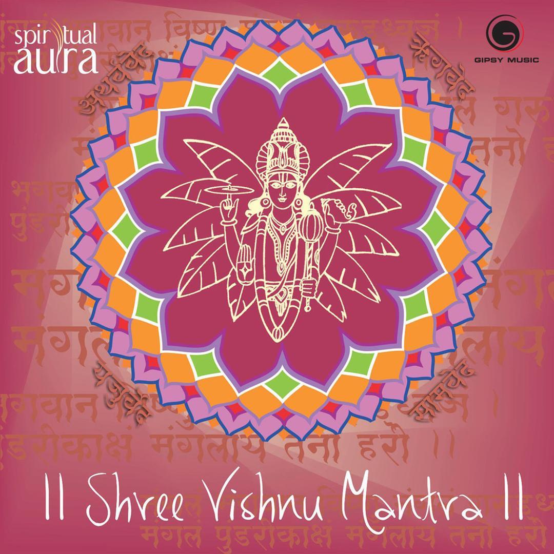 Shree Vishnu Mantra by Suresh Wadkar - Pandora