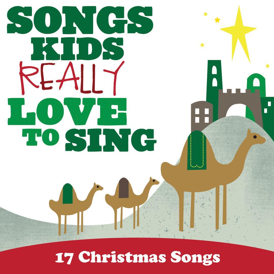 Songs Kids REALLY Love To Sing: 17 Christmas Songs by Kids Choir ...