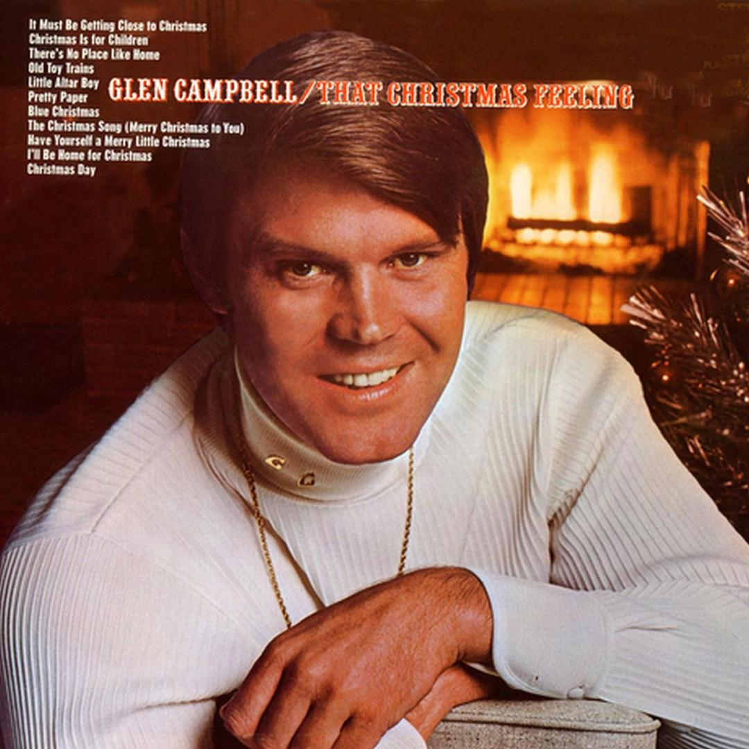 I\'ll Be Home For Christmas by Glen Campbell (Holiday) - Pandora
