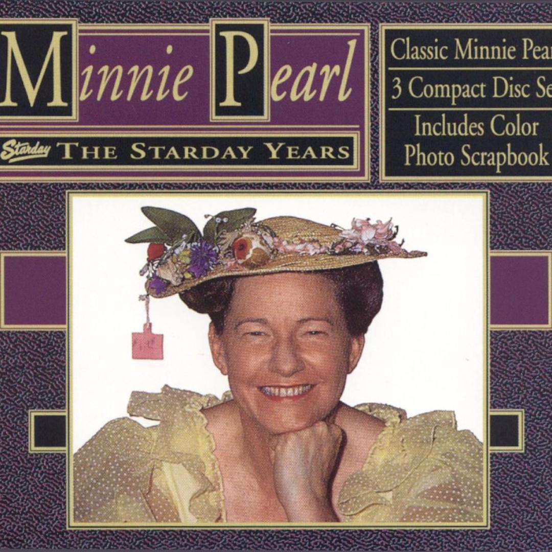 Minnie pearl one liners